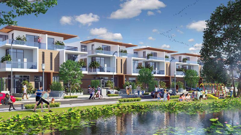 Dự án này được dự báo sẽ là điểm sáng mới tại khu Đông Sài Gòn.
