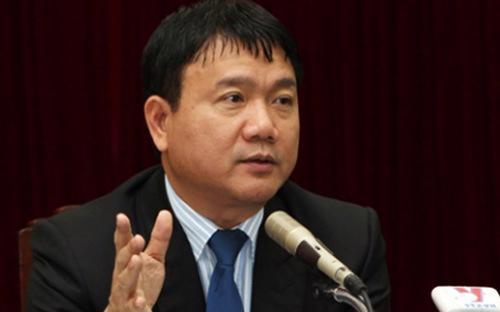 """Bộ trưởng Đinh La Thăng: """"Chúng ta không nên câu nệ chuyện doanh nghiệp phá sản, đóng cửa"""".<br>"""