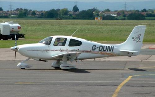Một mẫu máy bay do Công ty Cổ phần Hàng không Hành tinh xanh nhập về trong năm 2012.<br>