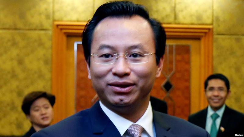 Ông Nguyễn Xuân Anh, Ủy viên Trung ương Đảng, Bí thư Thành ủy, Chủ tịch Hội đồng Nhân dân thành phố Đà Nẵng - Ảnh: Reuters.<br>