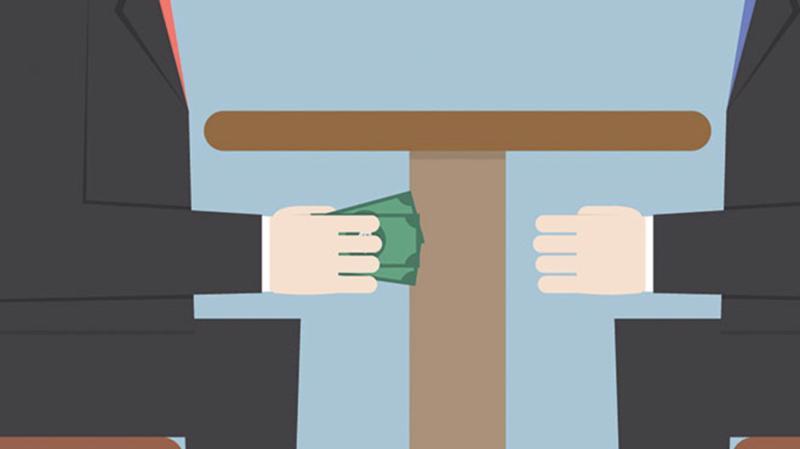 Cơ quan thẩm tra cho rằng, hiện nay việc thực thi pháp luật nói chung và pháp luật về phòng chống tham nhũng nói riêng còn chưa nghiêm.