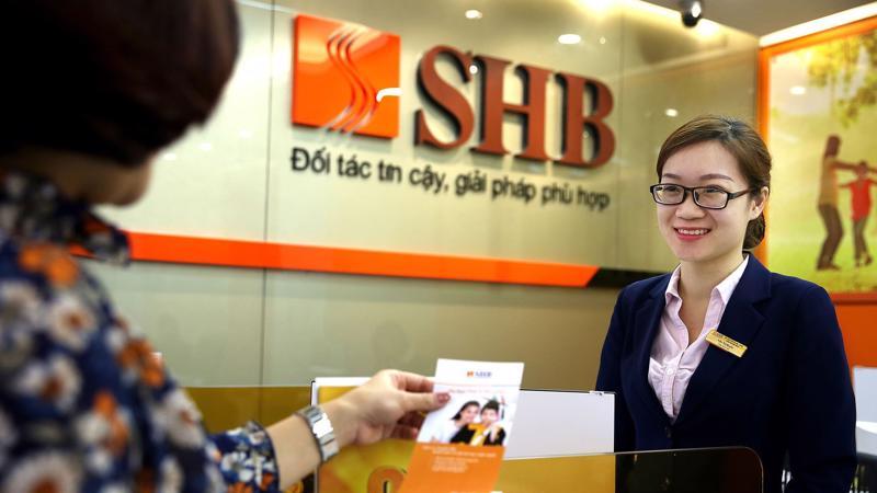 Năm 2017 SHB sẽ vượt chỉ tiêu lợi nhuận, dự kiến có thể đạt khoảng 1.900 tỷ đồng.