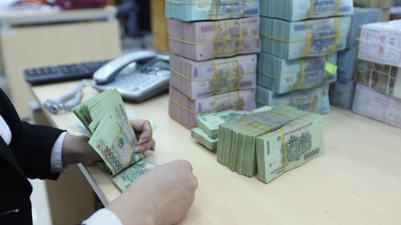 Tổng mức phát hành trái phiếu Chính phủ trong quý 1/2018 là 45.000 tỷ đồng, thấp hơn nhiều so với quy mô kế hoạch 65.000 tỷ đồng quý 1/2017 - Ảnh: Quang Phúc.