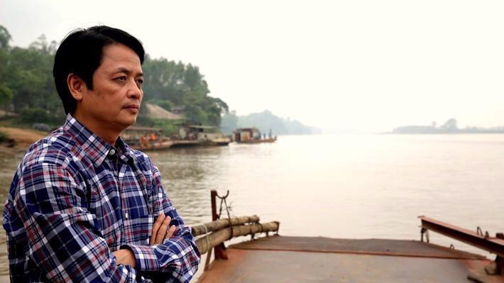 """Với quyết định rời nhiệm sở, ông Nguyễn Đức Hưởng nói: """"Biết đủ, biết dừng. Tất cả là tạm thời, tình người là vĩnh cửu"""" - Ảnh: Việt Hưng."""