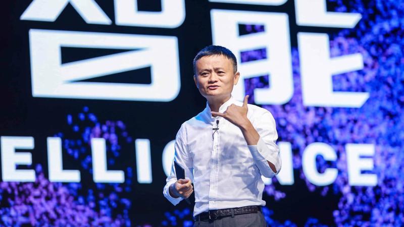 Tỷ phú Jack Ma, người đứng sau đế chế tài chính Ant Group - Ảnh: Getty Images.