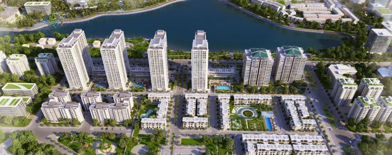 Nhiều căn hộ thuộc hướng Tây của Green Bay Premium đã được giao dịch trong ngày 10/7, do các căn hộ này được đánh giá có hệ số giá cạnh tranh và hướng nhìn phong phú. <br>