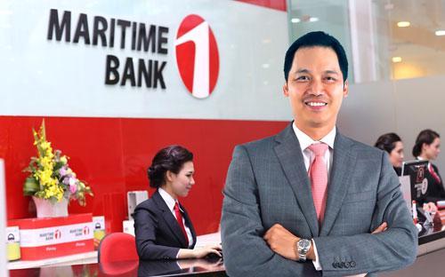 Ông Huỳnh Bửu Quang, tân Tổng giám đốc Maritime Bank.<br>