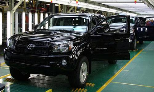 """Tại Vĩnh Phúc, tỉnh vẫn dựa nhiều vào nguồn thu từ các doanh nghiệp  FDI, trong đó có hai """"đại gia"""" là Toyota và Honda, trong bối cảnh các  doanh nghiệp này đều gặp khó khăn."""