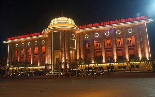 Trụ sở Ngân hàng Nhà nước tại Hà Nội.<br>