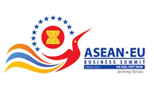 """Quan hệ thương mại, đầu tư ASEAN - EU hiện được đánh giá là """"đang trên đà phát triển tốt đẹp""""."""