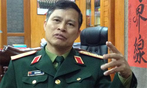 Trung tướng Trần Văn Độ, Phó chánh án Toà án Nhân dân Tối cao, Chánh án Toà án Quân sự Trung ương, đại biểu đoàn An Giang.