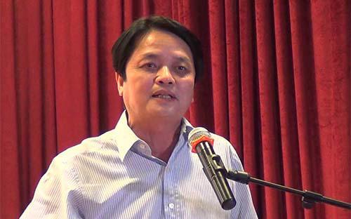 Ông Nguyễn Đức Hưởng, cố vấn cao cấp của Ngân hàng Bưu điện Liên Việt (LienVietPostBank).