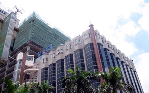 Trụ sở VCCI tại Hà Nội.<br>