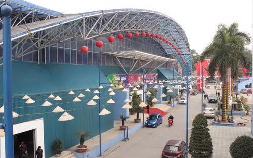 Khu đất triển lãm Giảng Võ hiện thuộc quyền quản lý của Tập đoàn Vingroup.<br>