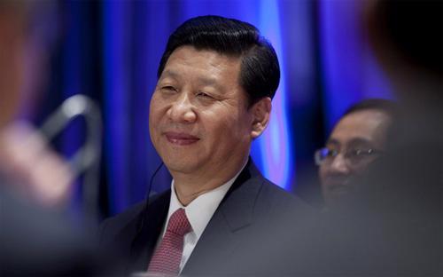 Kể từ khi trở thành Tổng bí thư Trung Quốc vào tháng 11 năm ngoái, ông  Tập Cận Bình đã nhấn mạnh nhiều vấn đề chống tham nhũng, lãng phí, đồng  thời thúc đẩy các biện pháp thực hành tiết kiệm - Ảnh: Bloomberg.