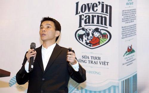 Love'in Farm sẽ là con át chủ bài trước mắt để Trần Bảo Minh  tạo ra cục diện mới cho IDP trước các đối thủ lớn như Vinamilk,  TH True Milk, Dutch Lady, Hanoi Milk..