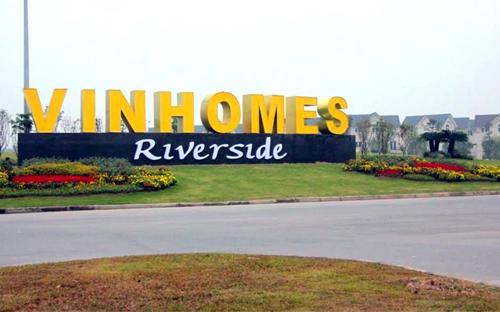 Năm 2013, Vinhomes Riverside đã nhận giải thưởng dự án phức hợp tốt nhất châu Á - Thái Bình Dương cho khu đô thị sinh thái.
