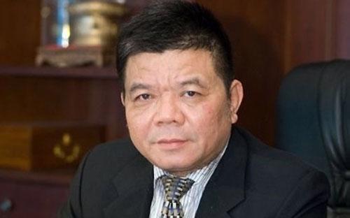 Chủ tịch Hội đồng Quản trị Ngân hàng Đầu tư và Phát triển Việt Nam (BIDV) Trần Bắc Hà.