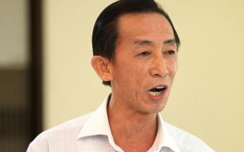 Ông Trần Hoàng Ngân, Ủy viên Ủy ban Kinh tế của Quốc hội.