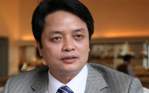 Ông Nguyễn Đức Hưởng, Chủ tịch Hội đồng Quản trị LienVietPostBank.
