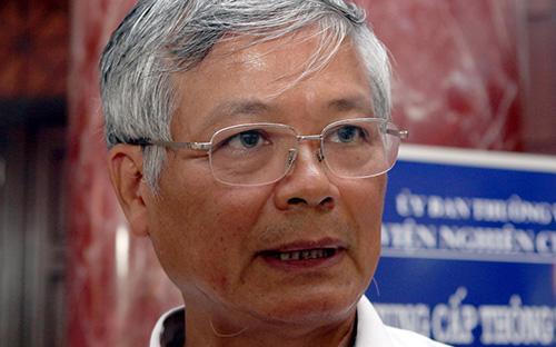 """Ông Trần Xuân Hòa: """"Với bauxite ở Đắc Nông, chỉ trong vòng 2-3 tháng nữa thôi có thể sẽ được nghe quyết định rất quan trọng từ cơ quan chức năng""""."""