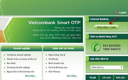 Vietcombank là ngân hàng đầu tiên tại Việt Nam cho ra mắt ứng dụng mới - Vietcombank Smart OTP, bổ sung thêm một phương thức cung cấp mã xác thực OTP mà không nhất thiết phải có sóng điện thoại hoặc thiết bị tạo mã khác đi kèm.