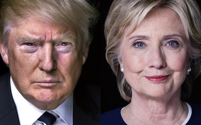 """Reuters cho rằng Trump chỉ có thể đảo ngược tình thế trong cuộc bỏ phiếu  diễn ra vào ngày 8/11 nếu giành chiến thắng đồng loạt tại các bang  """"chiến trường""""."""