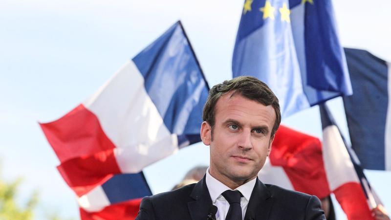 Ông Macron sẽ là nguyên thủ trẻ nhất trong nhóm 7 nước công nghiệp phát triển (G7) - Ảnh: NBC.<br>