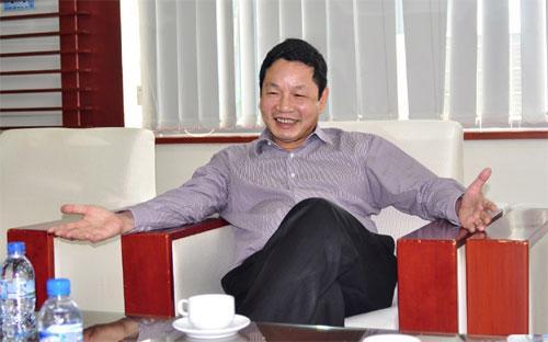 Ông Trương Gia Bình, Chủ tịch kiêm Tổng giám đốc Công ty Cổ phần FPT, người đồng thời là Chủ tịch VINASA.