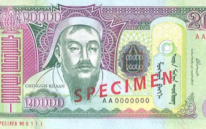 Chỉ trong tháng 8 này, đồng Tugrik của Mông Cổ đã mất giá 7,8% - Ảnh: BBC.<br>