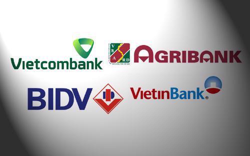 Theo định hướng đề án tái cơ cấu, nhóm ngân hàng này (ngoại trừ Agribank chưa cổ phần  hóa) phải đảm bảo có ít nhất một nhà đầu tư  chiến lược nước ngoài có uy tín trên thị trường.