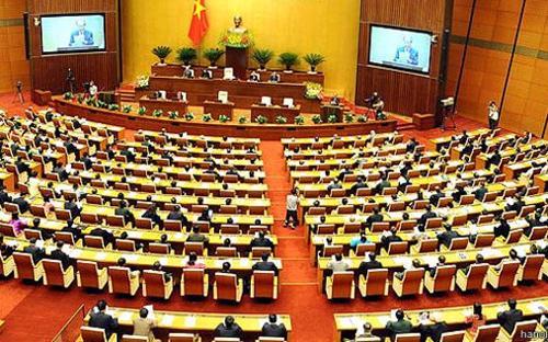 Ở kỳ họp cuối cùng của nhiệm kỳ 13, Quốc hội sẽ xem xét kết quả thực  hiện kế hoạch phát triển kinh tế - xã hội 5 năm 2011 - 2015, quyết định  kế hoạch phát triển kinh tế - xã hội 5 năm 2016 - 2020.