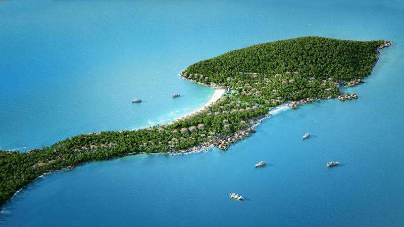 Premier Village Phu Quoc Resort nằm tại Mũi Ông Đội, với thiết kế hài hòa cùng thiên nhiên, là khu nghỉ dưỡng hai mặt biển ít có trên thế giới.