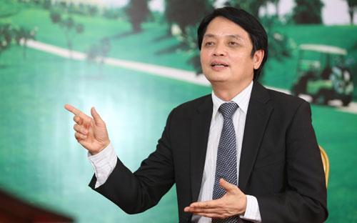 TS. Nguyễn Đức Hưởng, Phó chủ tịch Thường trực Ngân hàng Bưu điện Liên Việt (LienVietPostBank).
