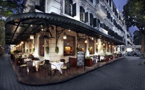 Cổ phần trong khách sạn Metropole Hà Nội là khoản đầu tư lớn thứ nhì của  Vietnam Opportunity, quỹ hiện có giá trị vốn hóa thị trường ở mức  khoảng 550 triệu USD.