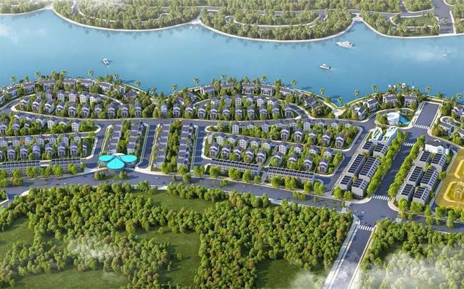 Với vị trí tương đối độc lập so với toàn dự án, tiểu khu Long Phú có diện tích đất mỗi căn từ 117 - 197 m2. Tất cả căn nhà vườn đều sở hữu 3 mặt thoáng với 5 phòng ngủ và các khu sinh hoạt chung rộng rãi, được bao quanh bởi sân vườn rộng rãi.