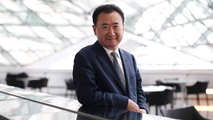 Tỷ phú giàu nhất Trung Quốc Wang Jianlin - Ảnh: Bloomberg/FT.<br>