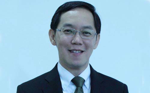 Ông Tan Jee Toon, tân Tổng giám đốc IBM Việt Nam.<br>