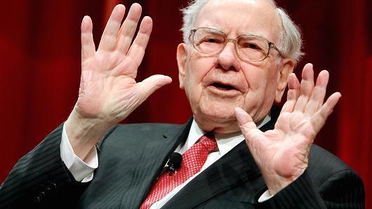 Nhà đầu tư tỷ phú người Mỹ Warren Buffett - Ảnh: Getty/CNBC.<br>