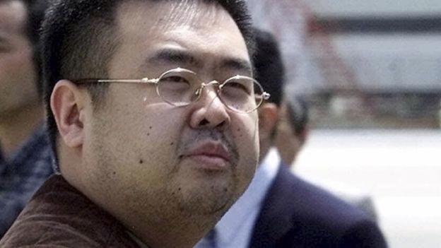Ông Kim Jong Nam - Ảnh: AP/BBC.<br>