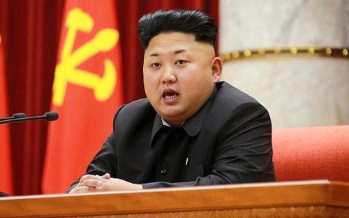 Nhà lãnh đạo Triều Tiên Kim Jong Un - Ảnh: KCNA/Reuters.<br>