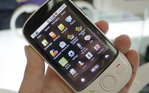 Một sản phẩm smartphone của Huawei - Ảnh: LetsGoDigital.<br>