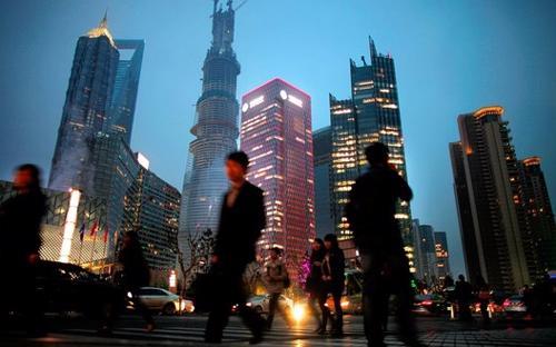 Khu tài chính Phố Đông ở Thượng Hải - Ảnh: Reuters.<br>