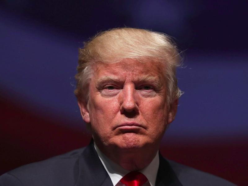 Tổng thống Mỹ đắc cử Donald Trump - Ảnh: Getty.<br>