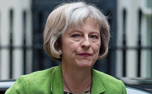 Bà Theresa May, người sẽ trở thành Thủ tướng mới của Anh vào ngày 12/7 - Ảnh: Telegraph.<br>