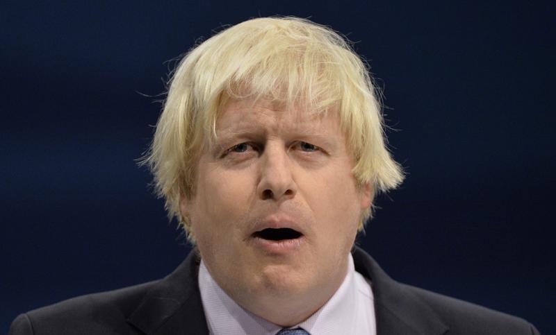 Ông Boris Johnson, thủ lĩnh Brexit, người vừa được bổ nhiệm vào ghế Ngoại trưởng Anh.<br>