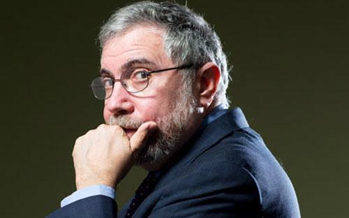 Ông Paul Krugman - Ảnh: The Guardian.<br>