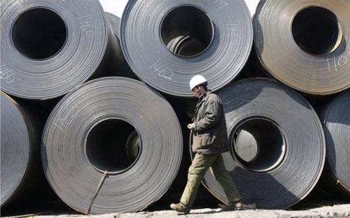 Thép được xem là một vấn đề đặc biệt nhạy cảm trong quan hệ thương mại song phương giữa Trung Quốc và Mỹ - Ảnh: Getty/BCC.<br>