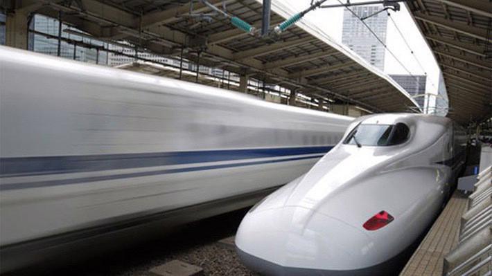 Chính phủ phấn đấu đến năm 2050, hoàn thành toàn tuyến đường sắt đôi tốc độ cao khổ 1.435 mm trên trục Bắc - Nam - Ảnh minh họa.