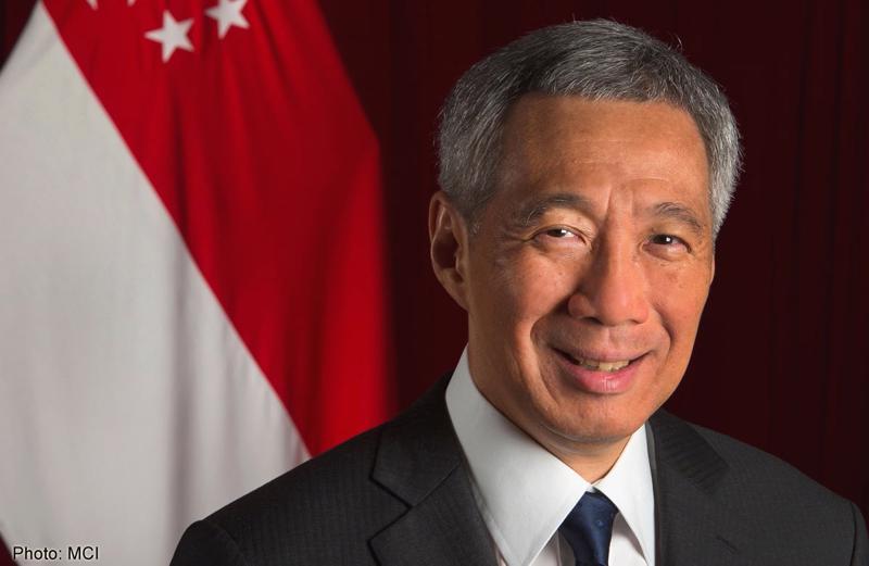Thủ tướng Singapore Lý Hiển Long.<br>